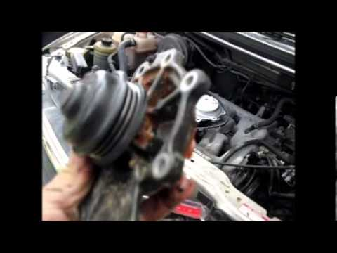 Como cambiar la bomba de agua de tu carro doovi for Cambiar bomba de agua