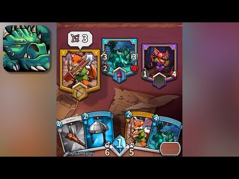 Card Monsters: 3 Minute Duels - Gameplay Trailer (iOS, Android)