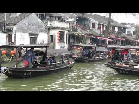 VLOG: we went to Xitang Ancient Town ! 西塘古镇2日游玩