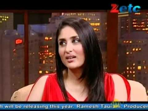 Komal Nahta with Kareena Kapoor