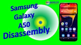 Samsung Galaxy A50 Disassembly