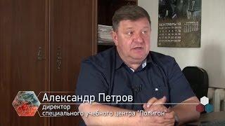 Александр Петров в фильме