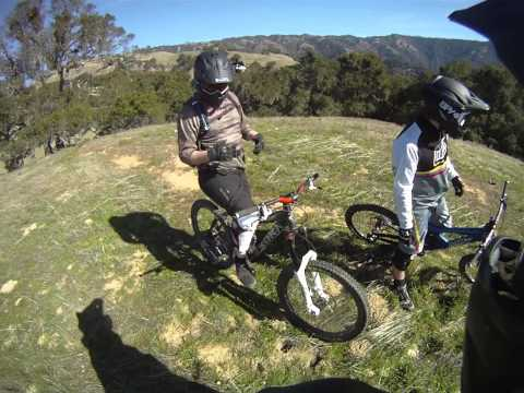 Big Sur Mountain Biking HD