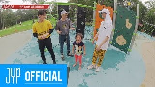 "Stray Kids ""Boxer"" Behind Video"