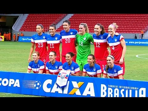 WNT vs. Argentina: Highlights - Dec. 18, 2014