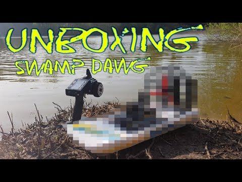 HobbyKing Swamp Dawg Air Boat Für 40€😱| HD+ | Deutsch