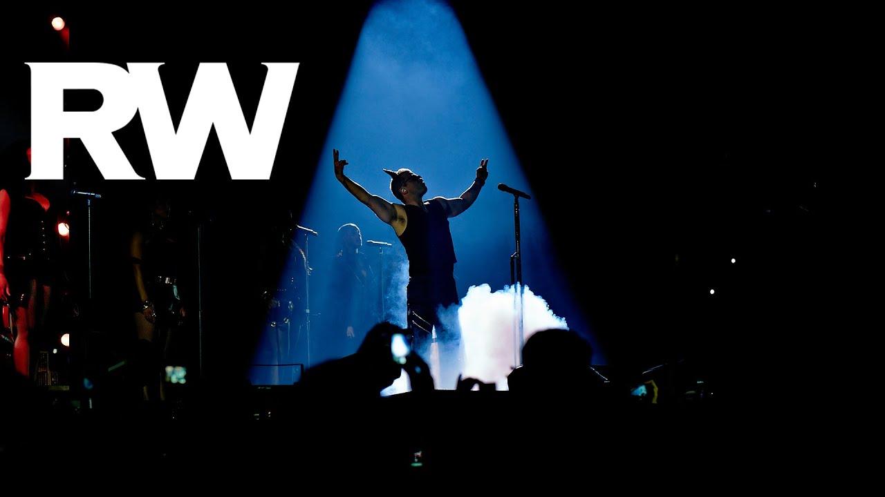 Robbie Williams | Let Me Entertain You | LMEY Tour Official Audio