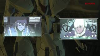 Zone of the Enders HD Collection - Opening Animation VIdeo