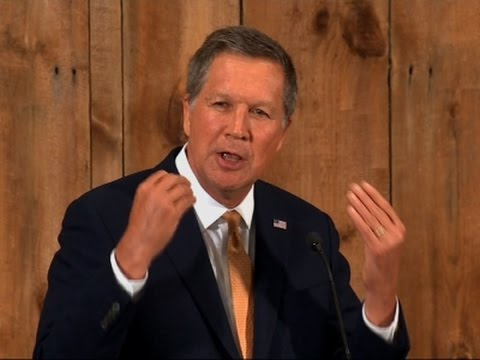 John Kasich Suspends Campaign for President