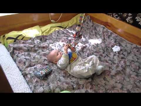 Семья Бровченко. Со скольки месяцев можно начинать садить грудничка.