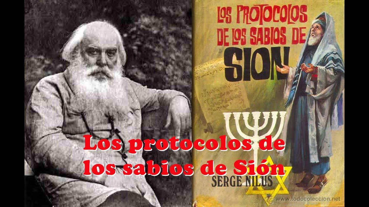 Los protocolos de los sabios de Sión - Capítulo 6
