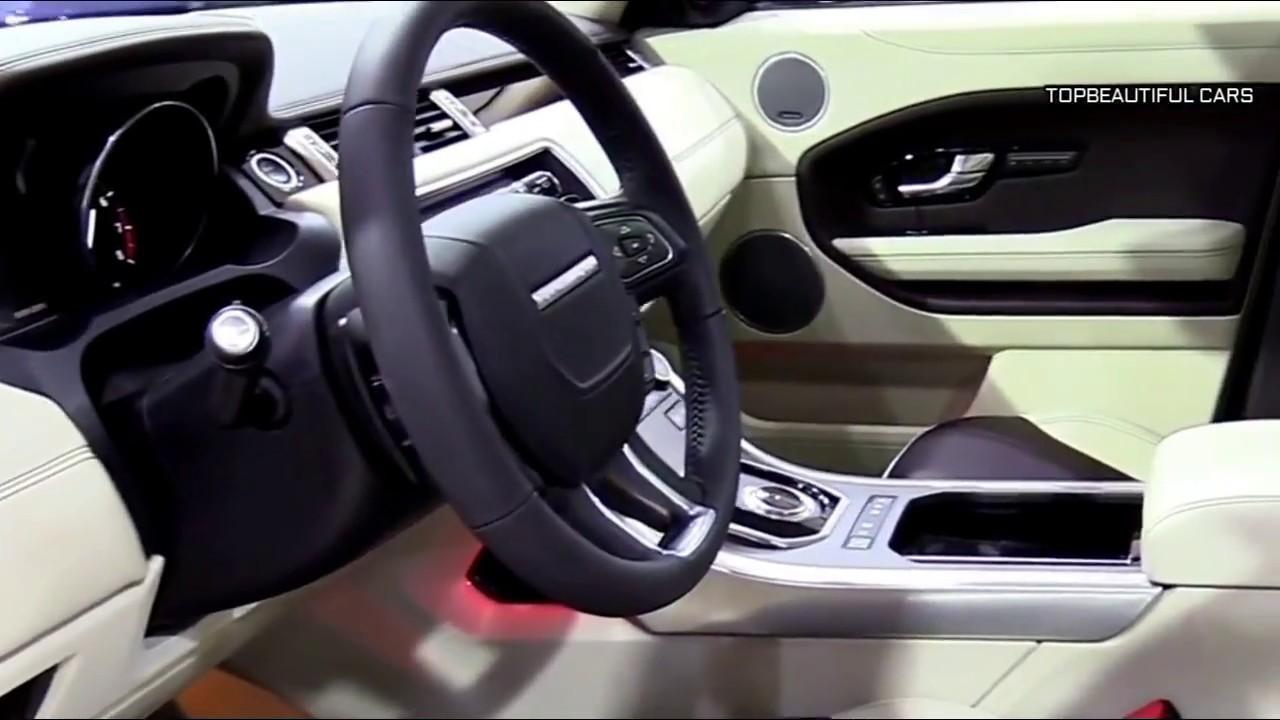 2019 Range Rover Evoque Redesign Interior Exterior Youtube