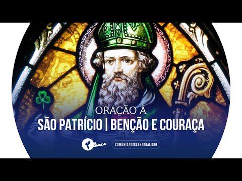 Oração XIV - São Patricio (A Bênção e a Couraça)