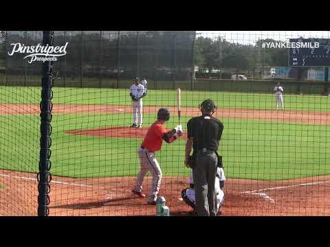 Luis Medina - Yankees Pitching Prospect