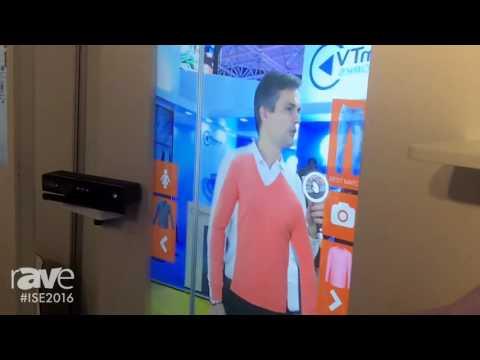 ISE 2016: Keonn Shows Virtual Fitting Room Demonstration