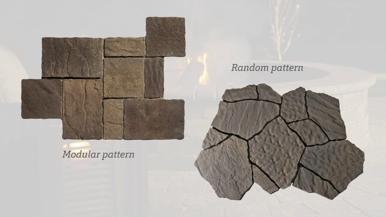 Patio Paver Patterns & Design: Trends in Paver Laying Patterns