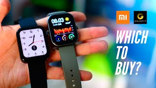 Xiaomi Mi Watch vs. Amazfit GTS: The MAIN difference you MUST know about!
