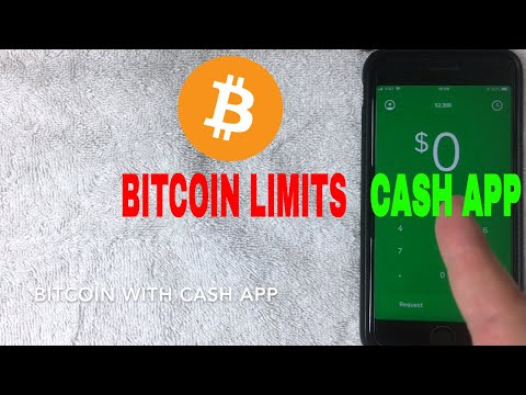 ✅  What Are Bitcoin Limits On Cash App? 🔴