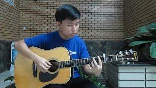 (Phạm Trưởng) Lạc đường - Fingerstyle Guitar Cover  by Tran Quoc Huy