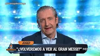 🔥 PEDREROL, tajante tras la HUMILLACIÓN del BARÇA vs PSG