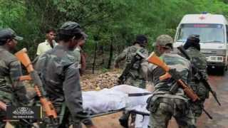 CRPF Jawan Killed   Gun fight With Maoists in Chhattisgarh   Exclusive