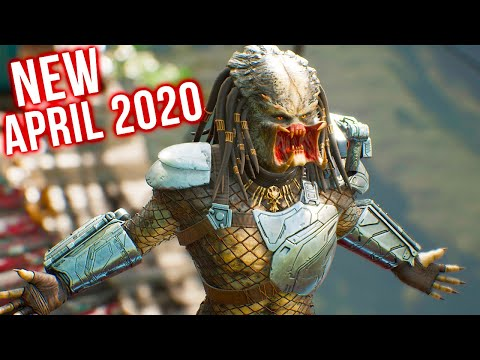 Top 10 NEW Games Of April 2020
