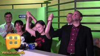 ¡RECONCILIACIÓN Y ABRAZOS! Por fin se reunieron José Joel, Marysol y Sara Sosa. | Ventaneando