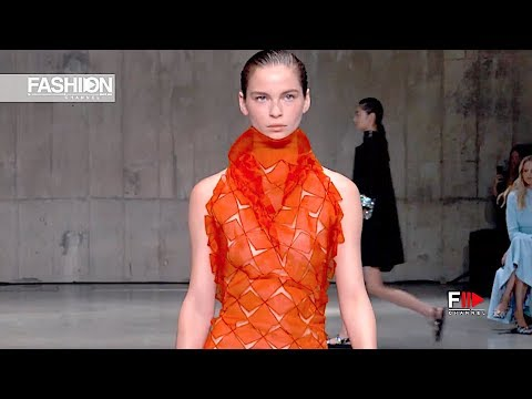 CHRISTOPHER KANE Spring Summer 2019 London - Fashion Channel