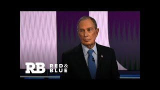 Democrats clash in fiery debate with Bloomberg as main target