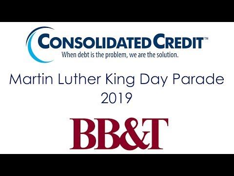 Martin Luther King Day Parade