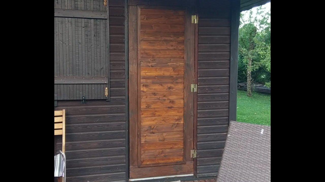 деревянная дверь своими руками просто дешево красиво