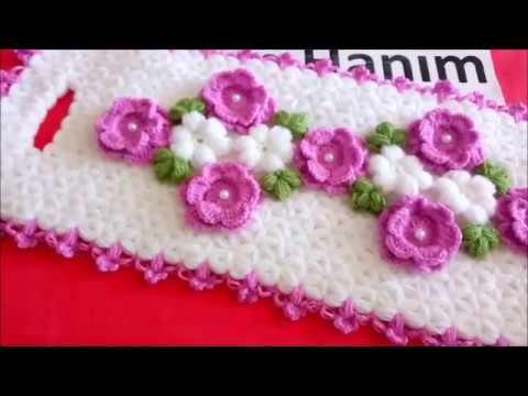 Katmerli Lif Çiçekleri Yapımı Videolu Anlatımlı