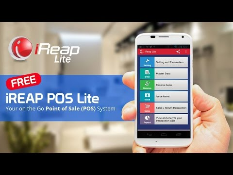 iReap POS Reviews: Overview, Pricing and Features