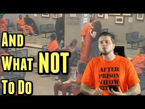How To Avoid Problems In Prison