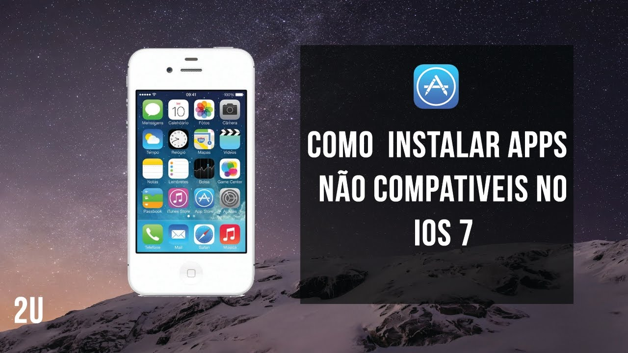 como instalar o firmware do iphone 4