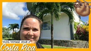 COSTA RICA JOUR 2 : NOUS AVONS TROUVÉ LA VILLA  | 99VLOGS