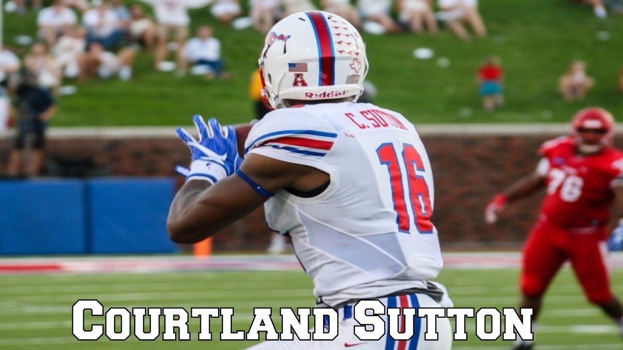 Courtland Sutton || Top Flight Receiver|| NFL 2018 Draft Class