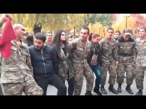 Ярхушта - танцуют армяне! лучше чем лезгинка!