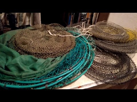 Как выбрать рыболовный садок для рыбалки.Полезный урок для начинающих рыбаков.