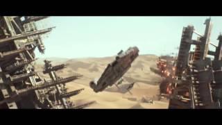 Зоряні війни епізод 7׃ Пробудження сили (Український трейлер) 1080p