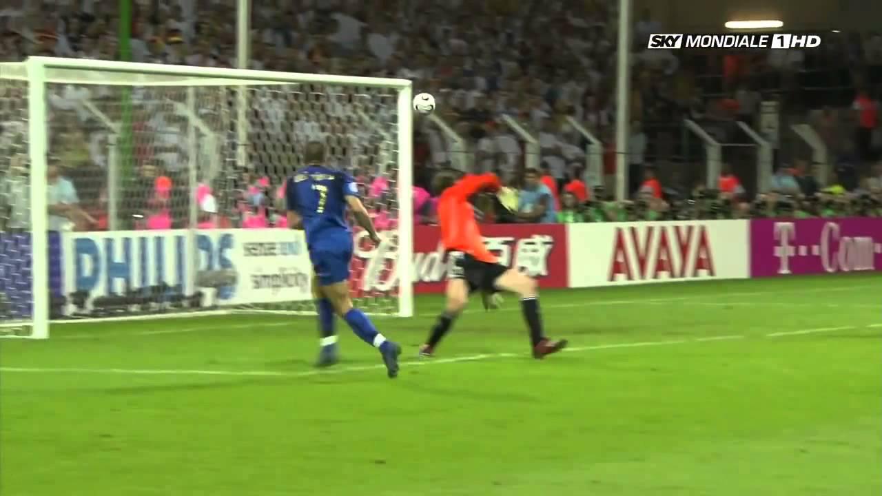 Germany 0-2 Italy - Alessandro Del Piero HD - World Cup 2006 - YouTube