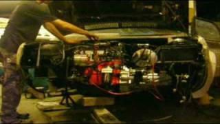 moteur golf 2 gti
