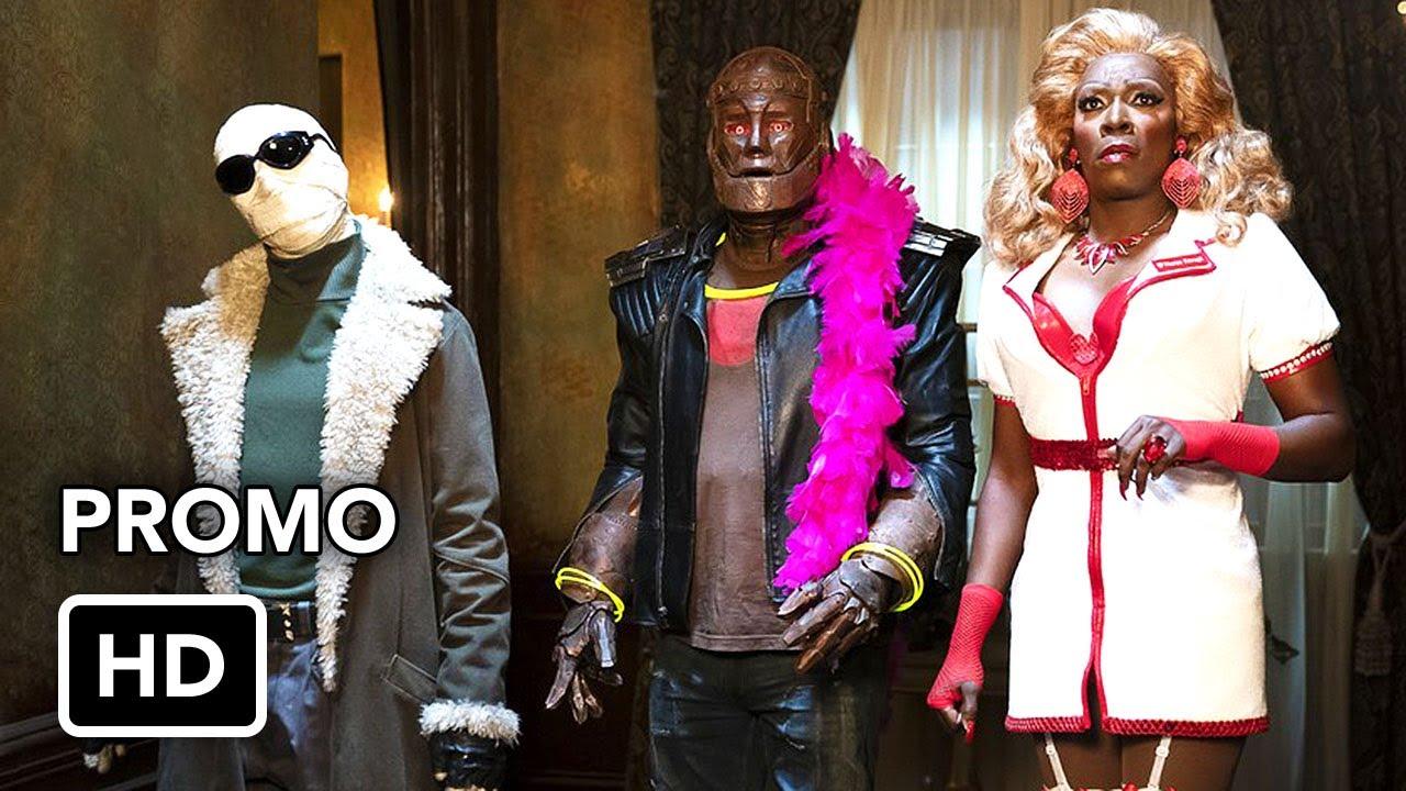 Doom Patrol 2x04 Promo Sex Patrol Hd Dc Superhero Series Youtube