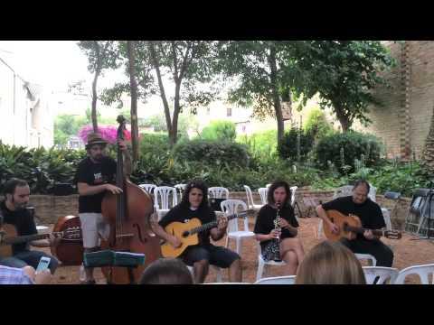 Jornada de jazz manouche - El cant dels ocells - Festival Simfònic