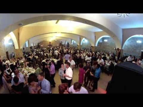 Formatia General Musik Suceava - Dansuri traditionale din Bucovina - nunta Florin & Otilia Litu