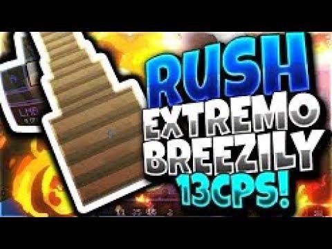 RUSH EXTREMO CON BREEZILY | SKYWARS HYPIXEL