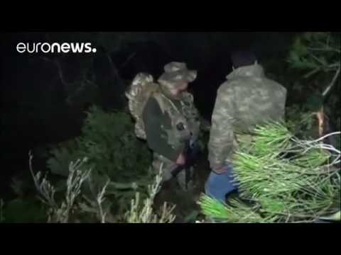 Syrisches Kampfflugzeug in der Türkei abgestürzt