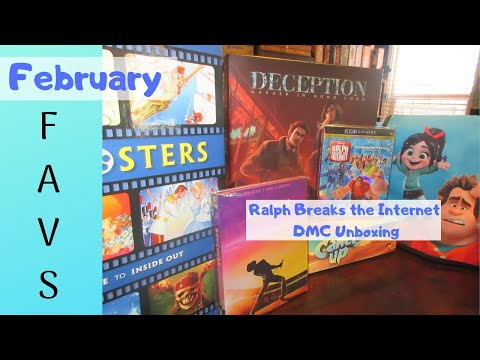 alisa's-loves-of-the-month~february-+-ralph-breaks-the-internet-disney-movie-club-unboxing!