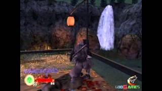 Tenchu: Wrath of Heaven - Gameplay PS2 HD 720P