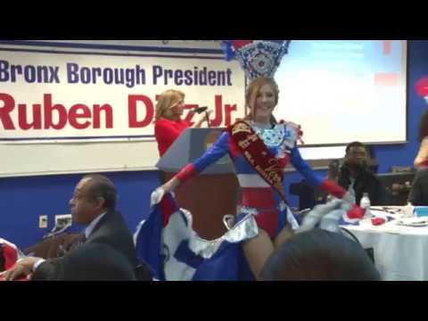 Borough President Diaz Celebrates Dominican Heritage